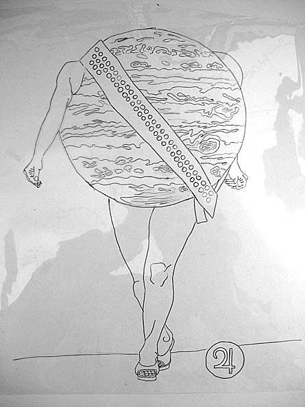 jupiter planet drawing words - photo #28