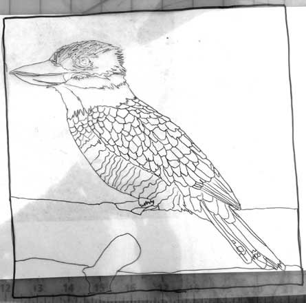 071313-Blue-wingedKookaburra-drawing