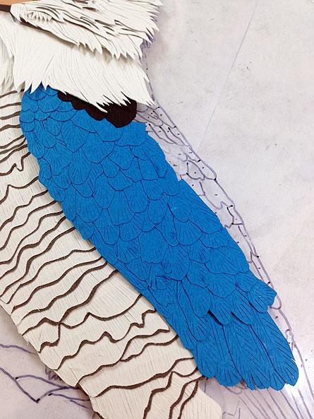 072013-Blue-wingedKookaburra-detail